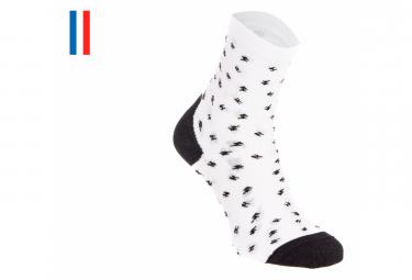 Paire de Chaussettes LeBram Pro-Fit Péguère Blanc