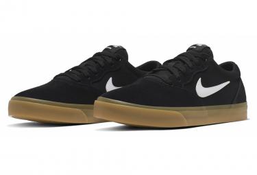 Nike SB Chron Solarsoft Skate Shoes Black Gum | Alltricks.com