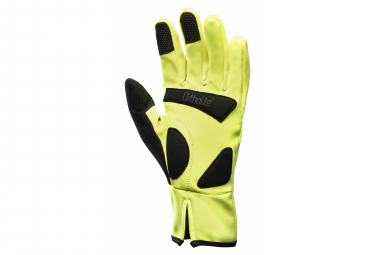 Mavic Essential Thermo Yellow Gloves