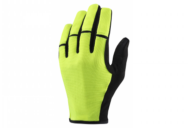 Gants Mavic Essential Safety Jaune