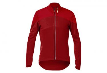 Mavic Cosmic Pro Jacket Softsell Jack Red Dahlia Xl