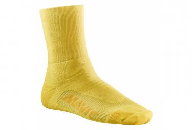 Socks Mavic Essential Thermo Yellow Mavic