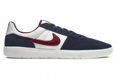 Nike SB Team Classic zapatos de skate azul blanco rojo