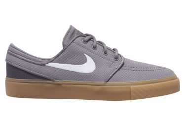 Nike Kids Shoes SB Stefan Janoski GS Gray Beige