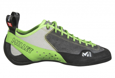 Millet Climbing Shoes Rock Up Flash Green Unisexe