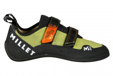 Millet Climbing Shoes Easy Up Green Unisexe