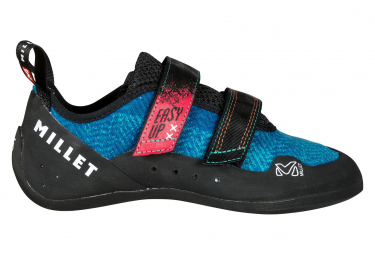 Millet Climbing Shoes Easy Up Pool Blue Women