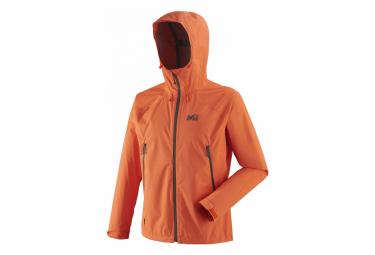 Millet Fitz Roy 2 5l Ii Jacket Orange Men Xs
