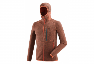 Millet Polaire Lokka Hoodie Urban Chic Homme