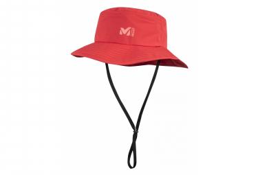 Millet Rainproof Hat Dark Coral Unisexe