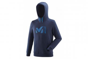 Sweat Millet Hoodie Bleu Homme