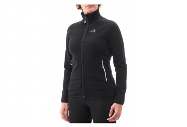 Millet Charmoz Power Women's Fleece Jacket Black