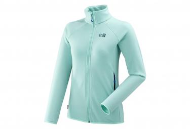 Millet Charmoz Power Fleece Jacket Blue Women