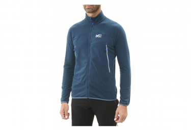 Millet K Lightgrid Fleece Jacket Blue Men M
