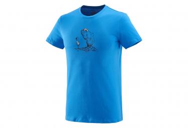 Tee Shirt Millet Way Up Bleu Homme