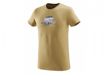 Millet Tee Shirt Pack   Load Ts Short Sleeves Olive Men S