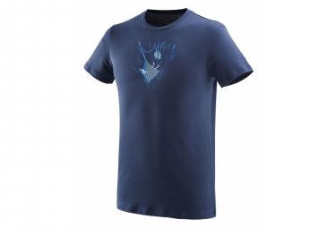 Millet Tee Shirt On The Ledge Ts Short Sleeves Ink Men