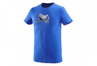 Millet Tee Shirt Boulder Dream Ts Short Sleeves Dark Sky Men Xs