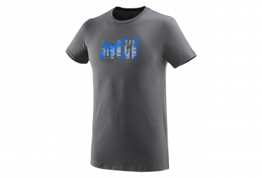 Millet Tee Shirt Millet Paint Ts Short Sleeves Tarmac Men Xl