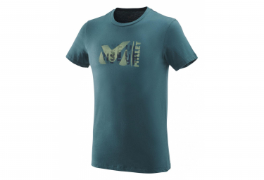 Millet Tee Shirt Millet Paint Ts Short Sleeves Emeramen Xs