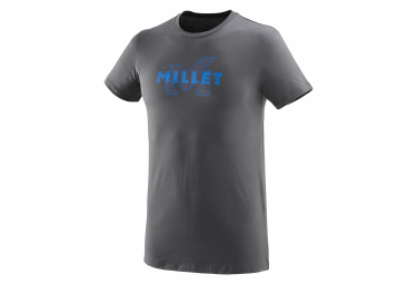 Millet Tee Shirt Stanage Ts Short Sleeves Tarmac Men