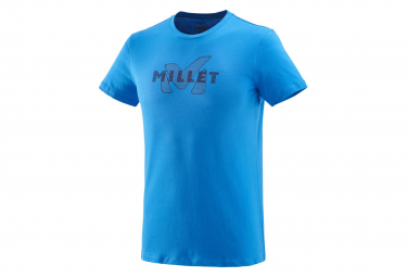 T-Shirt Millet Stanage Electric Blue Men