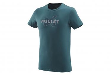 Millet Tee Shirt Stanage Ts Short Sleeves EmeraMen