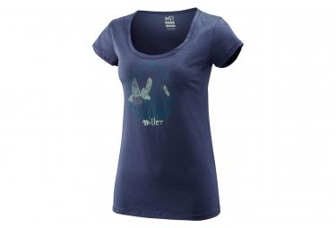 Millet Isatis T-Shirt Ink Women