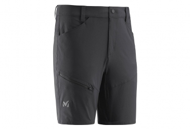 Short Millet Trekker Stretch Short II Noir Homme