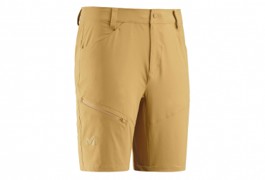 Millet Short Trekker Stretch Short II Honey Mustard Men