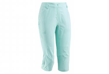 Millet Trekker Stretch 3/4 Pant Blue Women