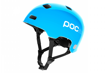 Poc Pocito Crane Kids Helmet Neon Blue