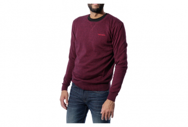 Image of Play homme pull bordeaux teddy smith m