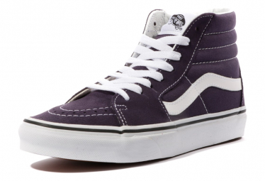 Sk8-Hi Nightshade Femme Chaussures Violet Vans