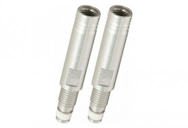 Paire de Prolongateurs de Valves Presta Continental 20 mm