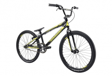 Chase BMX Race Edge Cruiser Black / Yellow 2020