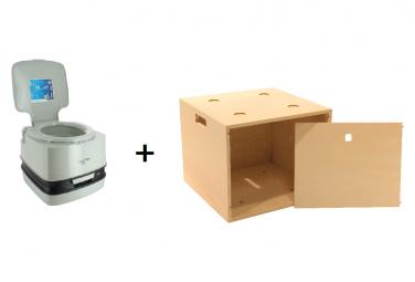 BOX WC modulable