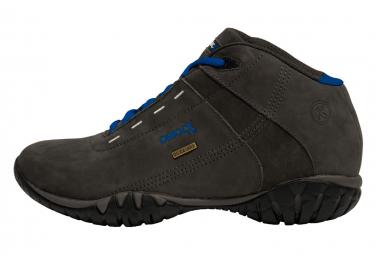 Image of Arnedo chaussures en cuir nobuck et fermeture impermeabilisee multifonction 43