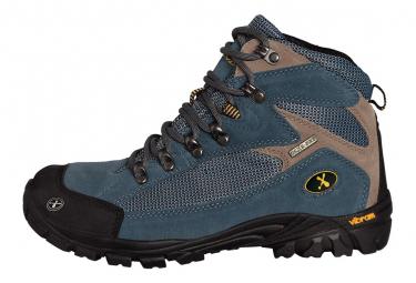 Image of Candanchu chaussures de trekking leger et randonnee avec croute de cuir hidrofuge 37