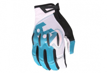 Paire de Gants SIX SIXONE 661 EVO II WHITE/TEAL