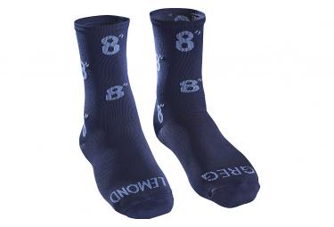 Coppia di calzini Mavic Limited Edition Greg LeMond Blue