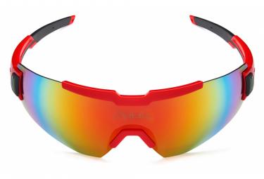 Gafas Spiuk Profit red orange Iridium / Miroir