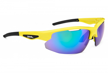 Spiuk Rimma Cycling Glasses Yellow