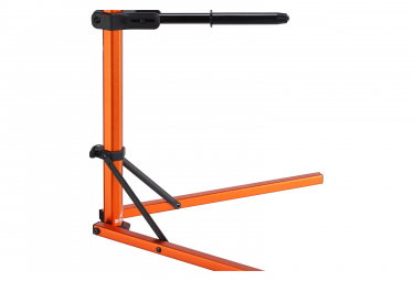 Granite Design Hex Foldable Bike Stand Orange