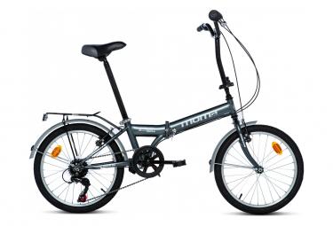Moma Bikes Bicicleta Plegable Urbana STREET , SHIMANO 6V.