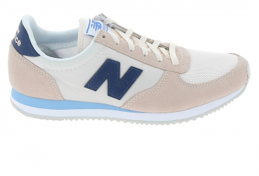 Image of Basket mode sneakerbasket mode sneakers new balance wl220 beige rose 37