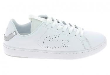 Basket mode, SneakerBasket -mode - Sneakers LACOSTE Carnaby Evo Light Blanc Gris