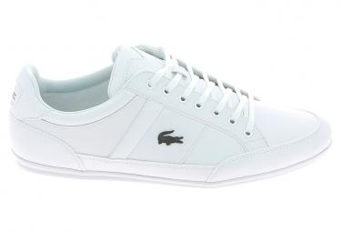 Image of Basket mode sneakerbasket mode sneakers lacoste chaymon bl blanc 41