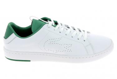 Basket mode, SneakerBasket mode - Sneakers LACOSTE Carnaby Evo Light Blanc Vert