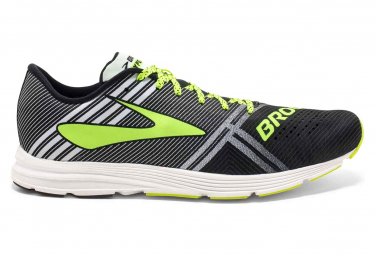 Brooks Hyperion Black White  45 1 2